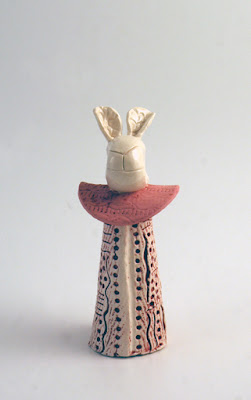 Rita – Ceramic Sheep