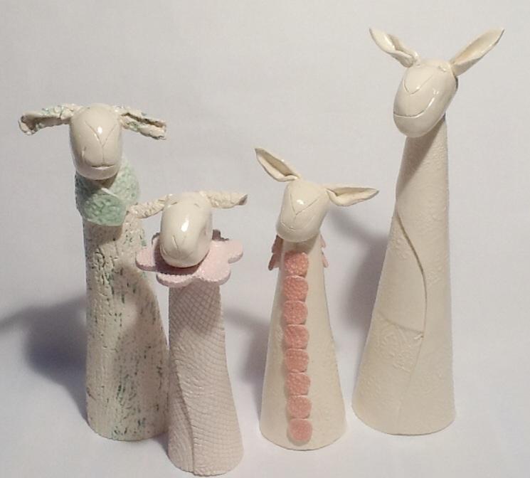 Win a handmade ceramic brooch