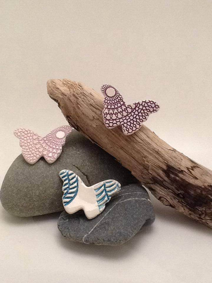 Harebbits, Sheeps buttons and brooches…